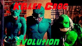 Killer croc - Origins (Stopmotion)