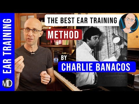 Charlie Banacos: Ear Training Method (The best ear training method meets A.I. in Politonus)