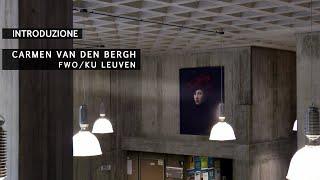 "Convegno ""L'antologia poetica"" (KU Leuven)"