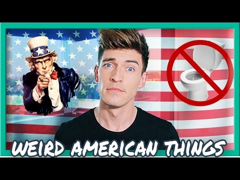 22 WEIRD THINGS AMERICANS DO | Doug Armstrong