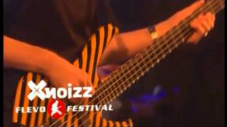 TOURNIQUET - Where Moth and Rust Destroy - Holland 2008 - Tim Gaines on bass
