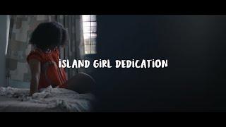 Kali-D - Island Girl Dedication ft  Dj Dirty Fingerz x Ro'Tee (Official Music Video)