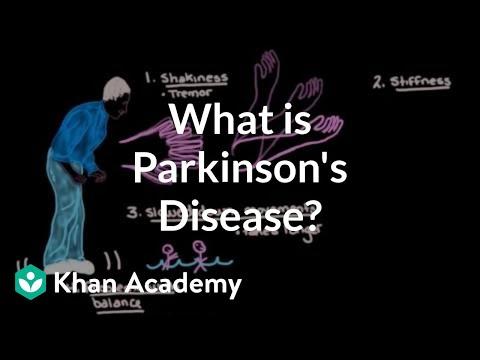 What is Parkinson's disease? (video) | Khan Academy