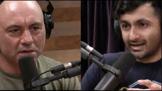 """Comedian on Being Kicked Off Stage for 'Inappropriate' Jokes"""" at Columbia University   Joe Rogan"""
