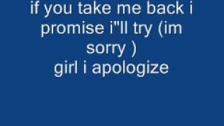 akon i'm sorry lyrics