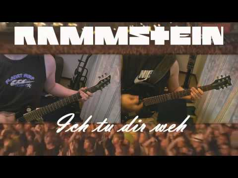 RAMMSTEIN ICH TU DIR WEH  (Richard's + Paul's PARTS) COVER+TABS