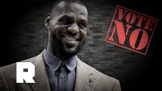 Vote No on LeBron James   2017 NBA MVP Attack Ads   The Ringer