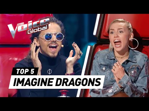 IMAGINE DRAGONS in The Voice