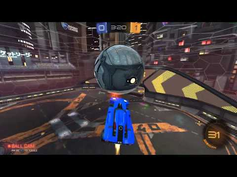 Freestyling to GC #4 (HEXA reset!) | Rocket League 1v1s