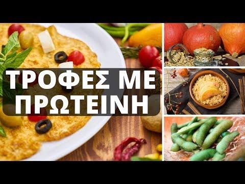 Τρόφιμα σακχάρου στο αίμα που μπορείτε να φάτε