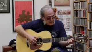 """David Lindley - """"Indifference of Heaven"""" at the Fretboard Journal"""
