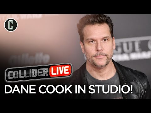 Dane Cook in Studio! - Collider Live #134