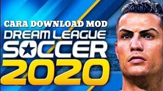 cara download game dream league soccer 2020 mod apk - Thủ