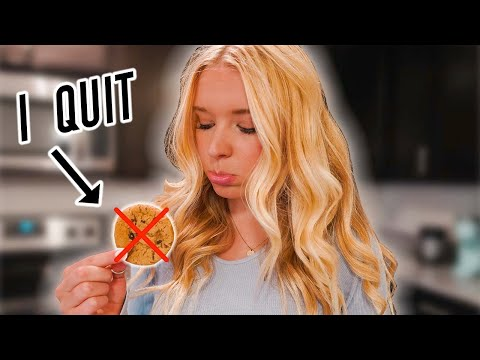 I quit sugar for a whole year | My experience + why I wouldn't recommend it!