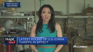 Chinese manufacturers feeling the heat from US tariffs | Squawk Box Europe