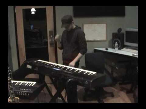 Verse The End Recording At Nada Studios