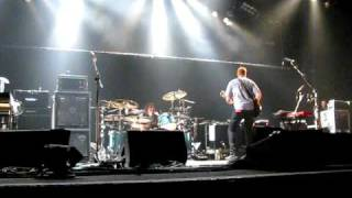 Them Crooked Vultures - Caligulove @ Brixton Academy London 26th Aug 2009