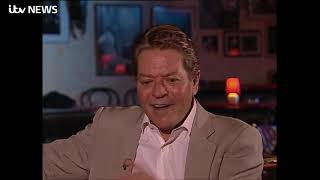Robert Palmer - Last Interview