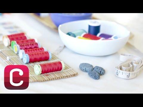 Needle & Thread Basics with Liesl Gibson | Creativebug