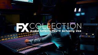 Arturia FX COLLECTION VERSION BOITE - Video