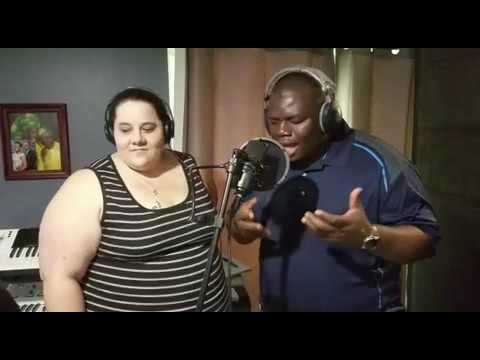 Moses Harmony and Nikky spooner live in studio,Maryland USA