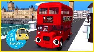 The Wheels on the Bus - Part 6 | Little Baby Bus | Nursery Rhymes | Songs for Kids