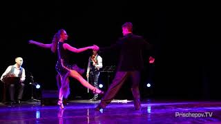 Ivan Nabokin & Anastazia Izvekova, Tango en Vivo, Buenos Aires Tango Star  5.06.2018, 1