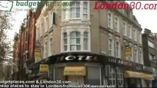 Отель Bed and Breakfast The Bridge Hotel в Лондоне