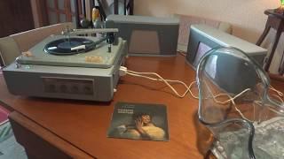 Dakota Staton on my PHILIPS stereo tube record player