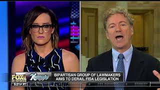 Rand Paul Plans to Stop ILLEGAL Spying on Americans