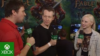 Fable Legends | Glory Hero Character - Xbox gamescom 2014