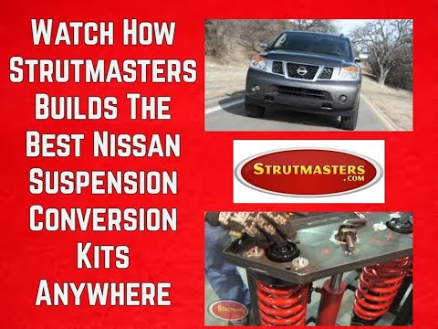 2007-2013 Chevrolet Tahoe Front Air Suspension Conversion Kit Build