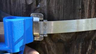 How to use a steel banding tool - ISO T001 The Cool Tool