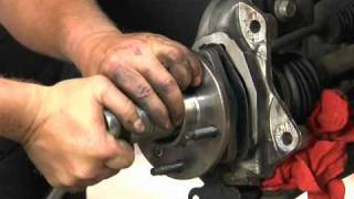 Replacing Hub Assembly Video - Advance Auto Parts