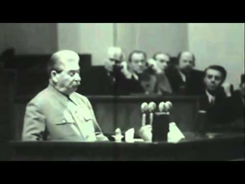1952: STALİN'İN SON KONUŞMASI