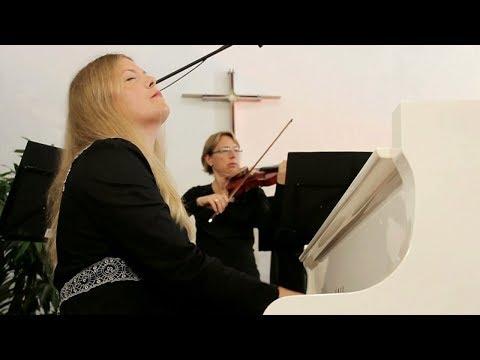 J.S. Bach Piano Concerto in E Siciliano BWV 1053 Klavierkonzert Orchester Ann-Helena Schlüter