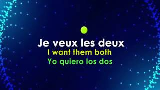 Je Veux Tes Yeux Angèle English And Spanish Subtitles
