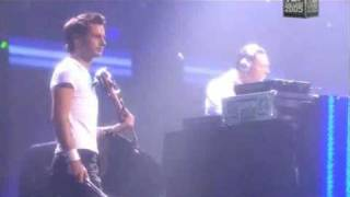 Power Mix - En Vivo - DJ Tiesto  (Video)