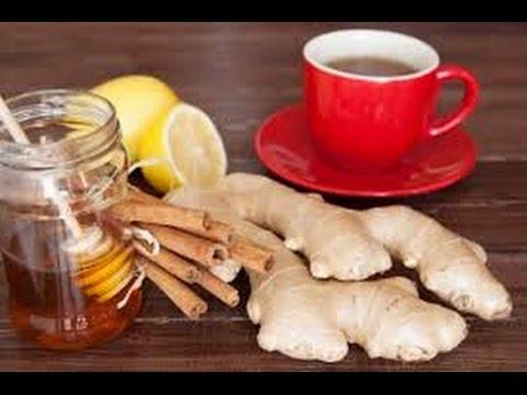 Снижает вес и повышает иммунитет. Имбирный напиток с корицей и лимоном.