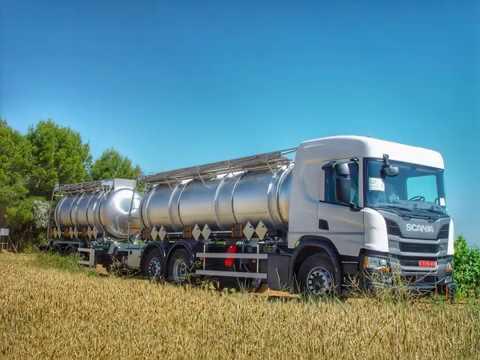 Transporte y suministro de Productos Fertilizantes