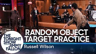 Random Object Target Practice with Russell Wilson thumbnail