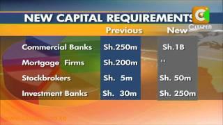 Banks Minimal Capital