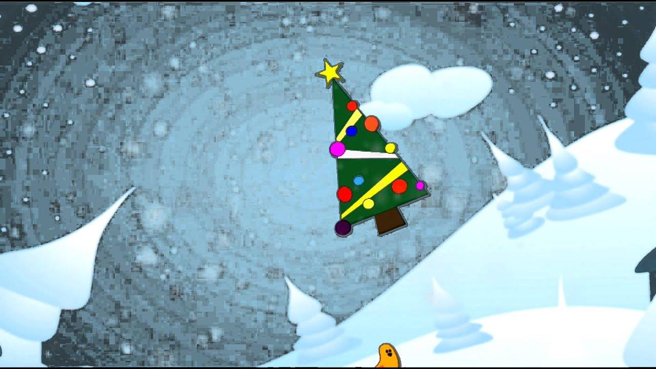 Navidad para niños en inglés. Vocabulario de navidad