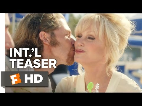 Absolutely Fabulous: The Movie Movie Trailer
