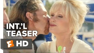 Absolutely Fabulous: The Movie Official International Teaser Trailer #1 (2016) - Comedy HD
