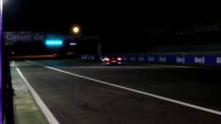 Ferrari F430 Blue flames exhaust