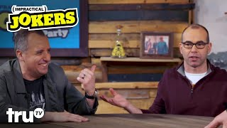Impractical Jokers: After Party - Murr Talks About Going to Space | truTV