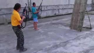 M14 Vs Ak47