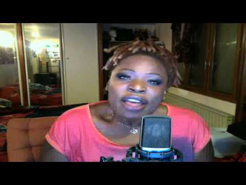 Tanya Michelle covers I believe I can Fly, R. Kelly