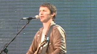 James Blunt - You're Beautiful - Help For Heroes 12/09/2010
